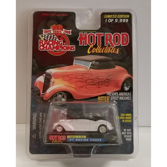 1/64 Scale Racing Champions Hot Rod Series No.165 '37 Rapide Coupe