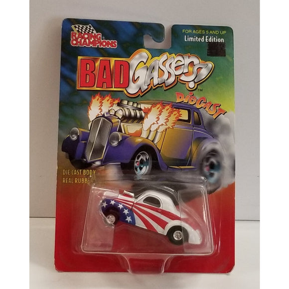 1/64 Scale Racing Champions Bad Gassers Series '41 Willys
