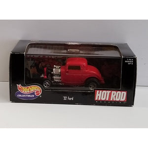 1/43 Scale Hot Wheels Hot Rod Magazine Series No.1  '32 Ford