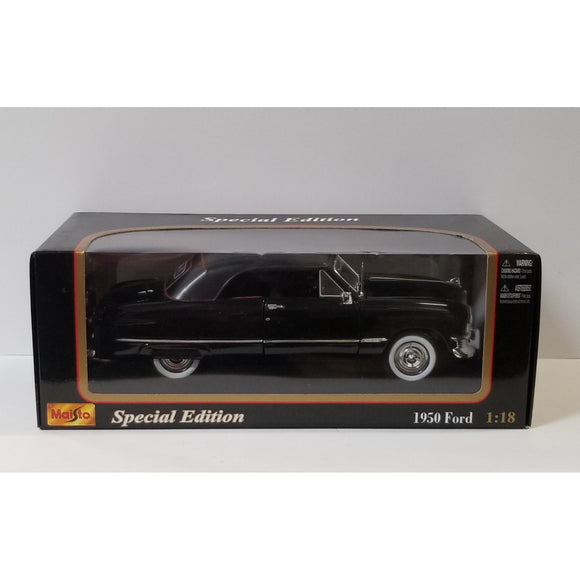 1/18 Scale Maisto Die-Cast 1950 Ford