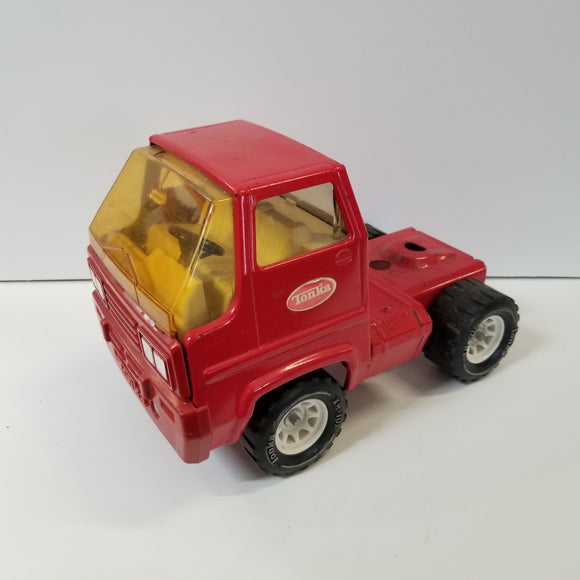 1/18 Scale Vintage Tonka Toys Die Cast Semi Truck Cab