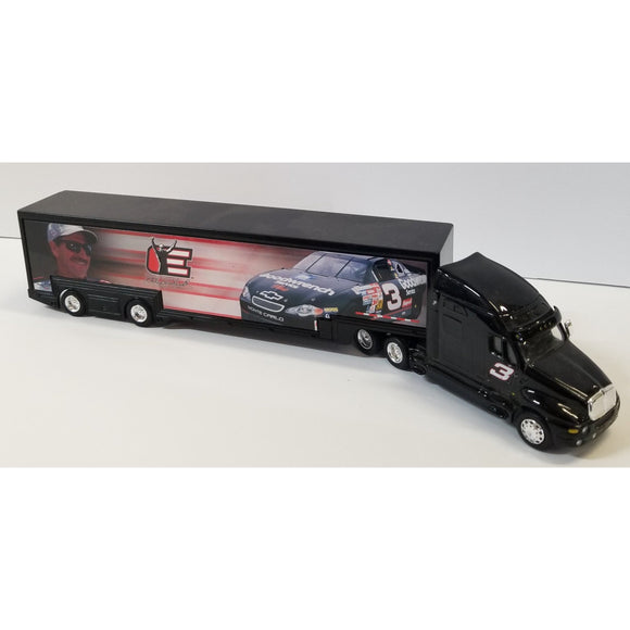 1/50 Scale  Dale Earnhardt No. 3   Black Kenworth Transport