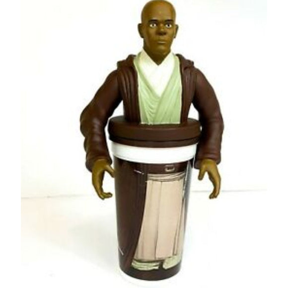 1999 Star Wars Episode One Collector Cups Mace Windu