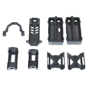 24015 Battery Compartment Assembly+ PCB plate+Upper Deck+PCB Mount for Sumo RC