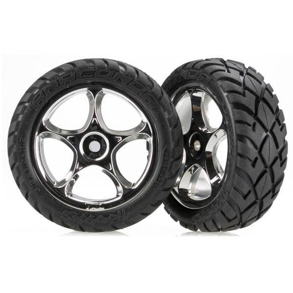 2478R Rear Anaconda Tires & Wheels