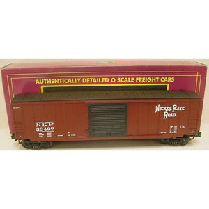 MTH 3-rail Nickel Plate Road 50' Single Door Box Car - Swasey's Hardware & Hobbies
