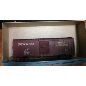 Athearn 40' Union Pacific Box Car - Swasey's Hardware & Hobbies