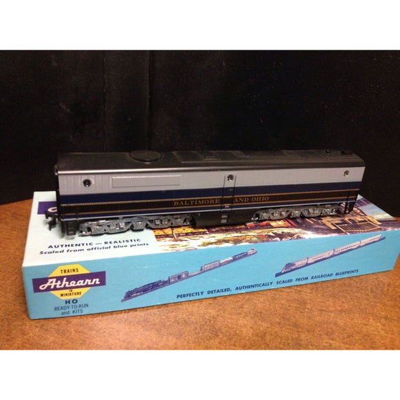 Athearn PB1 Baltimore & Ohio unpowered - Swasey's Hardware & Hobbies