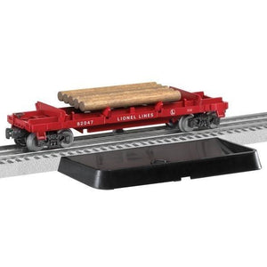 Lionel 6-82047 Operating Log Dump Car - Swasey's Hardware & Hobbies