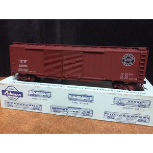 Athearn 50' Double Door Southern Pacific Box Car - Swasey's Hardware & Hobbies