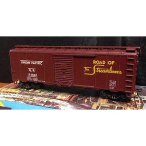 Athearn Union Pacific 40' Boxcar - Swasey's Hardware & Hobbies