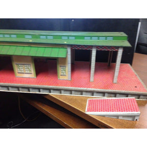 Marx Original Freight Station - Swasey's Hardware & Hobbies