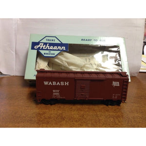Athearn Wabash 40' Boxcar - Swasey's Hardware & Hobbies