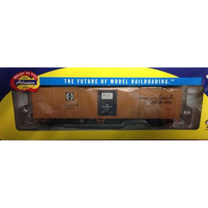 "Athearn Santa Fe 50' Smooth Side Reefer ""Super Cheif"" - Swasey's Hardware & Hobbies"