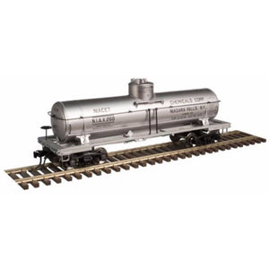 Atlas O 2 Rail Niacet Chemicals 8000gal Tank Car - Swasey's Hardware & Hobbies