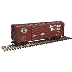 Atlas O 3-rail 1937 Double Door Southern Pacific Boxcar #64040 - Swasey's Hardware & Hobbies