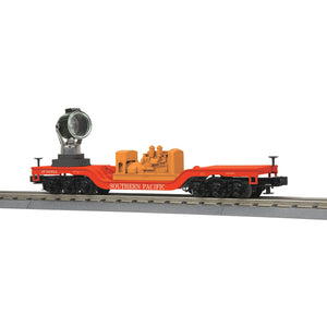 MTH 3-rail Southern Pacific Search Light Car - Swasey's Hardware & Hobbies