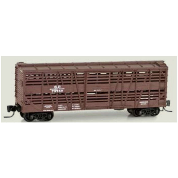 Z Scale Southern Pacific Stock Car - Swasey's Hardware & Hobbies