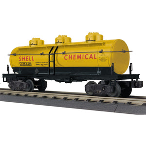 MTH 3-Dome Shell Chemical Car - Swasey's Hardware & Hobbies