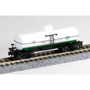 Quaker State Single Dome Tank Car Bachmann N Scale - Swasey's Hardware & Hobbies