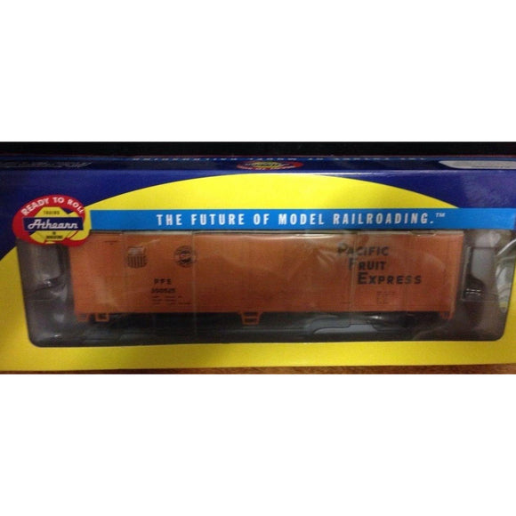 Athearn 50' Pacific Fruit Express 50' Smooth Side Reefer - Swasey's Hardware & Hobbies