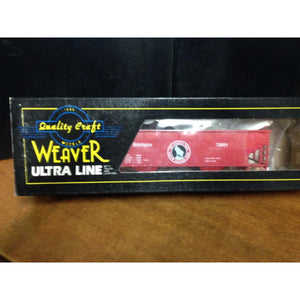 Weaver 2-rail Great Northern 2-bay hopper - Swasey's Hardware & Hobbies