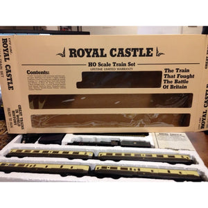 "Life-Like Collector Series ""Royal Castle"" Set - Swasey's Hardware & Hobbies"