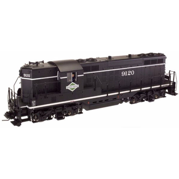 Atlas O 2-Rail Illinois Central GP-9 #9120 - Swasey's Hardware & Hobbies