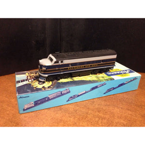 Athearn Baltimore & Ohio F7A -super geared - Swasey's Hardware & Hobbies