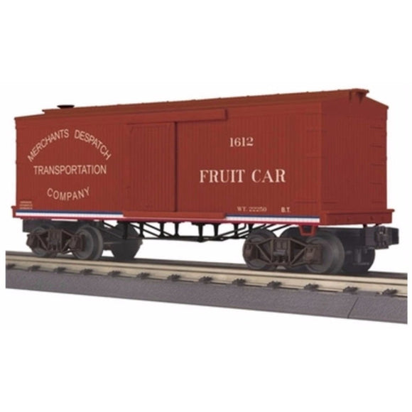 MTH Merchants Dispatch 34' Box Car - Swasey's Hardware & Hobbies