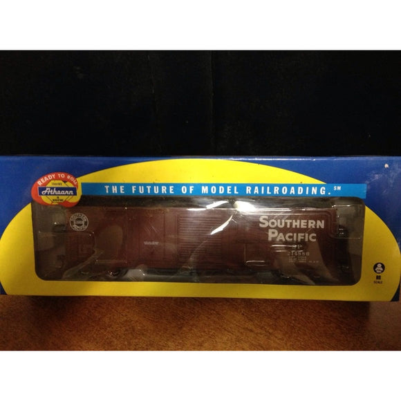 Athearn Southern Pacific 50' Combination Door Boxcar #214886 - Swasey's Hardware & Hobbies