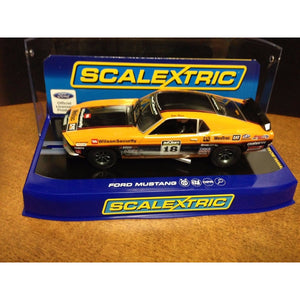 Scalextric C3671T Ford Mustang - Swasey's Hardware & Hobbies