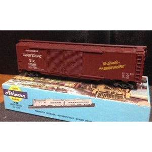 Athearn Union Pacific 50' Double Door Boxcar #455661 - Swasey's Hardware & Hobbies