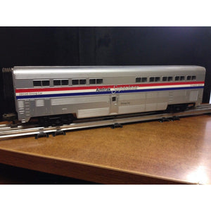 MTH Amtrak Dining Car 38026 - Swasey's Hardware & Hobbies