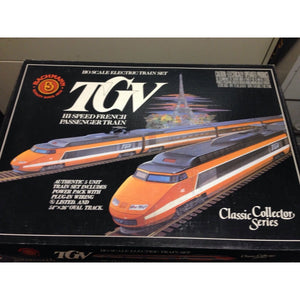 "Bachmann Collector Series ""French TGV"" Set - Swasey's Hardware & Hobbies"