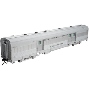"Atlas O 2-rail Baggage Car D&RGW ""Silver Antelope"" - Swasey's Hardware & Hobbies"