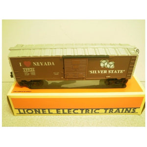 "Lionel 6-19926 3-rail ""I Love Nevada"" - Swasey's Hardware & Hobbies"