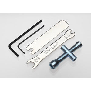 2748X 4 Way Open-End & U-Joint Wrenches
