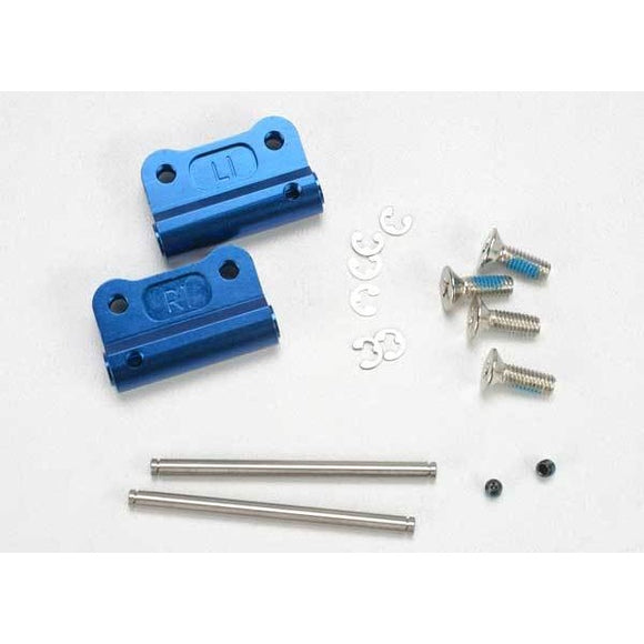2798X Aluminum Rear Suspension Mount Blue (L&R)