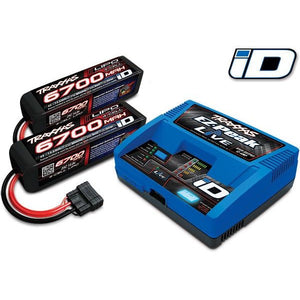 2993 4S 2-Battery/1-Charger Combo Pack; 2-2890X 1-2971