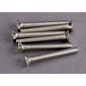 3162 Countersunk Screws X 3