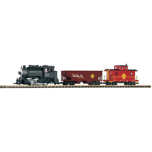38104 SF Freight Starter Set 120V - Swasey's Hardware & Hobbies