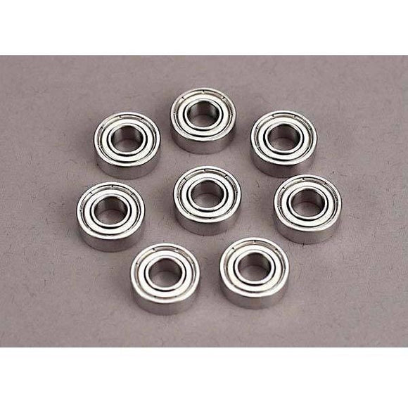 4607 Ball Bearing,5X11X4Mm:N4-Tec, Nrsu