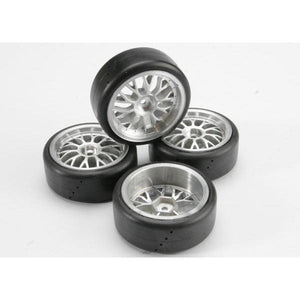 4873 Tires, Glued:N4-Tec (4)