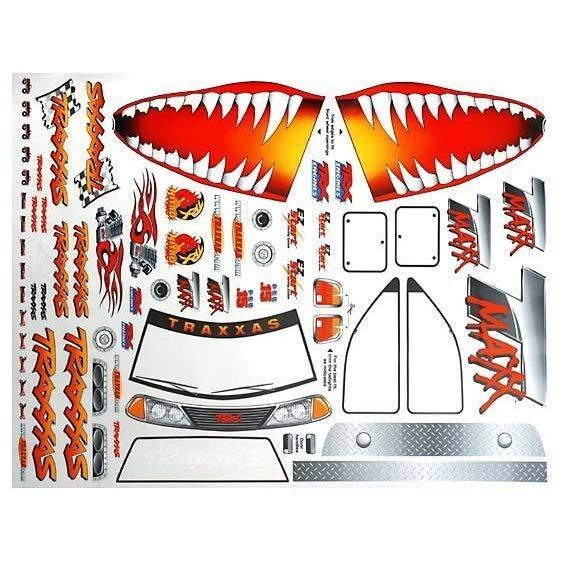 4913X Jaws Decal Sheet .15