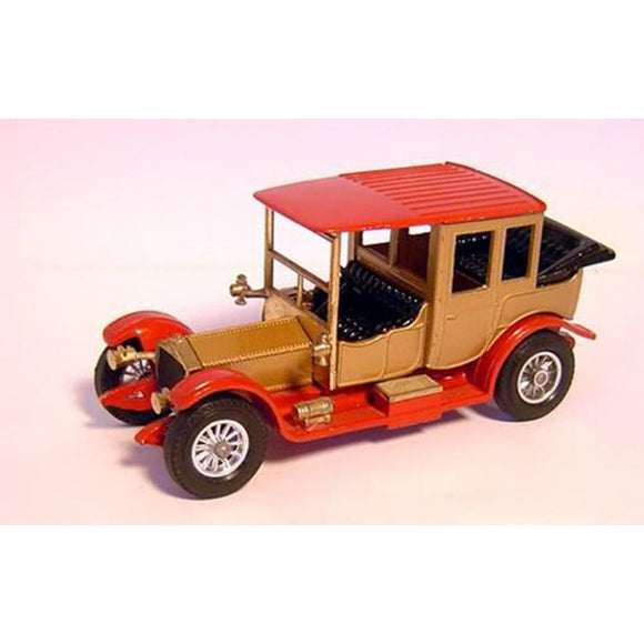 1/48 Scale 1973 Lesney Matchbox Models Of Yesteryear  No.Y-7 1912 Rolls Royce