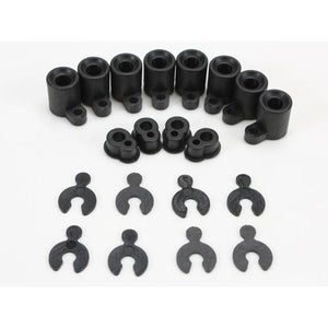 505131 Nylon Adjuster & Pivot Ball Mount