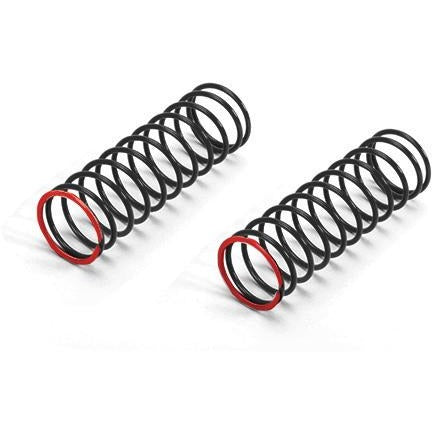 510120H Shock Spring (2) (Hard) (Red Color)