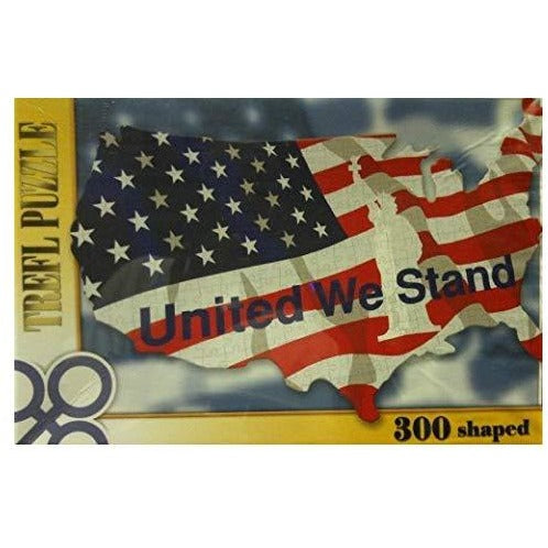United We Stand Puzzle - 300 pieces