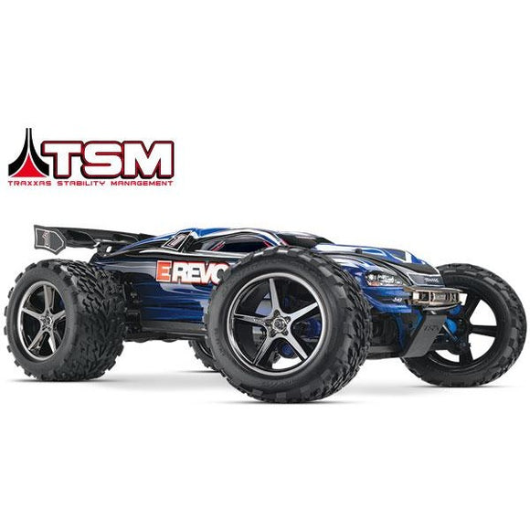 560364 E-Revo 4Wd W/ 2.4Ghz, Tsm, Waterproof Electronics